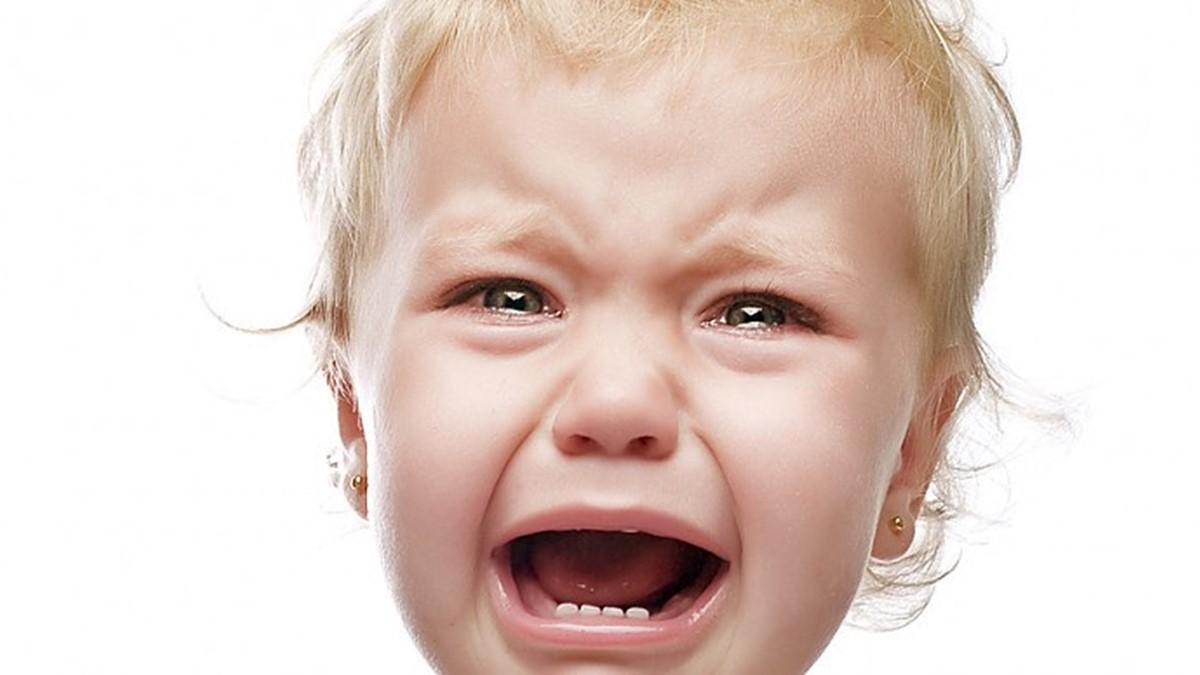 huilend kind
